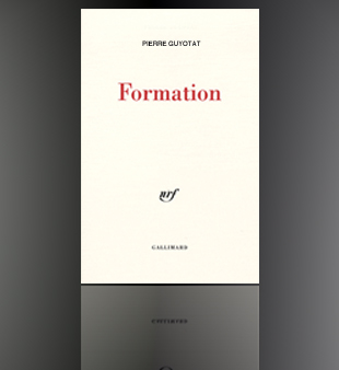 Guyotat - Formation